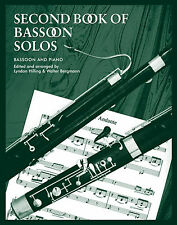Second Of Bassoon Solos Instrumental Solo Learn to Play SONGS FABER Music BOOK