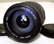 Sigma AF 18-125mm f3.5-5.6 DC Lens 4/3 Mount Evolt Olympus E520 E620 Four Thirds