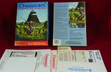 Apple 2:  Darkhorn: Realm of the Warlords -Avalon Hill Game 1986