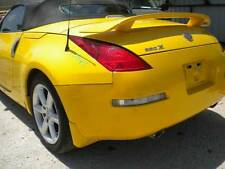 PRE-PAINTED fits NISSAN 350Z 2003-2008 CUSTOM STYLE SPOILER ALL COLORS