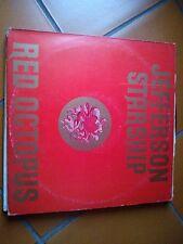 """LP 12"""" JEFFERSON STARSHIP  RED OCTOPUS CON INNER SLEEVE COVER VG+ VINILE EX++"""
