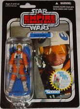 STAR WARS VINTAGE COLLECTION VC#07 ESB REBEL PILOT DACK RALTER ACTION FIGURE