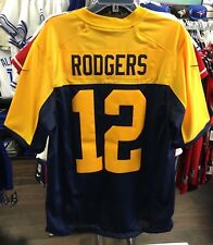 Men's Green Bay Packers Aaron Rodgers Limited Jersey NFL Football Medium Alt