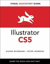 Illustrator CS5 for Windows and Macintosh: Visual QuickStart Guide, Lourekas, Pe