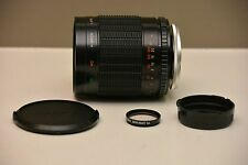 SAKAR MC MIRROR LENS f=500mm 1:8 - Canon FD Mount, Macro, Prime, f8, 500, Manual