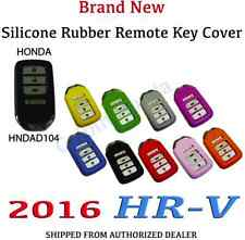 Silicone Rubber Honda HR-V EX EX-L with Smart Key Remote Cover - 4 Button