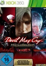 Xbox 360 Devil May Cry 1 + 2 + 3 HD Collection Edition Deutsch Top Zustand
