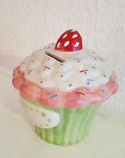 Spardose / Muffin / Cupcake / Geschenke / Sparbüchse Deko