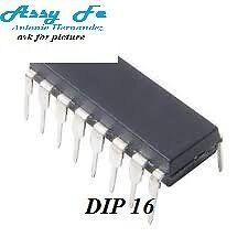 10 pcs x TDA1083 IC-DIP16