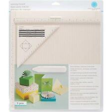 Martha Stewart Crafts Scoring Board and Envelope Tool New