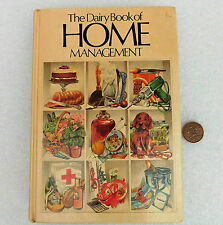 Dairy Book of Home Management vintage 1980 sewing gardening cookery DIY health