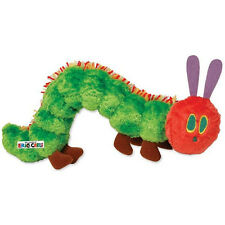 "The Very Hungry Caterpillar Bean Plush Soft Toy 10"" (25cm)"