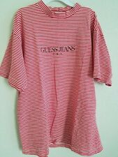 Vintage Guess Jeans USA Striped Tee Shirt