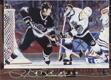 WAYNE GRETZKY Double Vision Numbered Lithograph LIMITED #1673 of 5,000 SRP #30