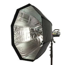 BOWENS FIT QUICK ERECT 95CM OCTA SOFTBOX MODIFIER WITH HONEYCOMB GRID