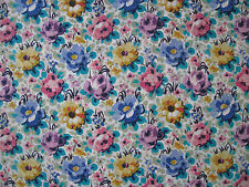 "LIBERTY OF LONDON  TANA LAWN FABRIC DESIGN ""Florence C"" 2.5 METRES (250 CM)"
