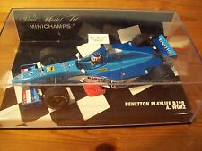 1/43 BENETTON 1998 PLAYLIFE B198 ALEX WURZ