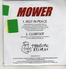 (CS728) Mower, Rest In Peace - 2002 DJ CD