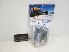 GOLDFINGER LEFT HAND THROTTLE KIT SKI DOO (ALL MODELS W/ROUND SLIDE) 1997-2002