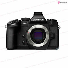 Brand New! Olympus OM-D E-M1 Digital Camera Black Body Only 16MP 34 Language