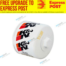 K&N HP-1011 Gold Oil Filter Suit Chev Short, Holden Commodore VN-VY 3.8L