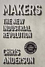 Makers: The New Industrial Revolution-ExLibrary
