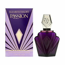 PASSION by Elizabeth Taylor  2.5 oz 74 ml Women Perfume EDT NIB