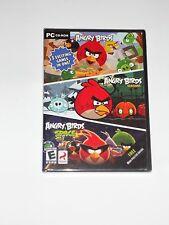 Angry Birds/Angry Birds Seasons/Angry Birds Space (PC, 2012)