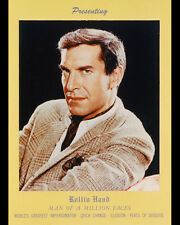 MISSION IMPOSSIBLE MARTIN LANDAU 8X10 PHOTO