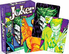 Joker Playing Cards DC Comics Batman 52269 Poker Deck New Sealed Mint