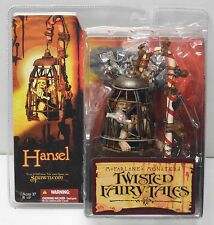 Mcfarlane Toys Monsters Twisted Fairy Tales HANSEL Action Figure NIP