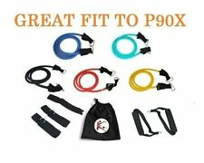 BRAND NEW Resistance Bands Exercise Tubes for P90X-11 PCS Set