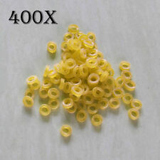 400 pcs Fishing Nano Pellet Bands For Baits 5mm Bait Bands Carp Tackle Cute SJ6