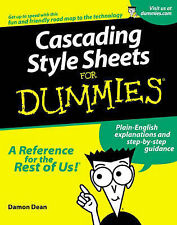 Cascading Style Sheets for Dummies