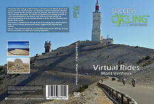 Virtual Rides Mont Ventoux Turbo Training DVD for Indoor Cycling