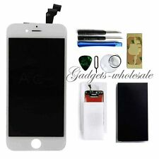 OEM White LCD Display+Touch Screen Digitizer Assembly for iPhone 6 Replacement