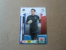 Carte adrenalyn panini - Euro 2012 - France - Hugo Lloris