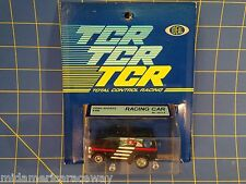 1978 Ideal TCR MK 1 Ford Sports Van Slot Less Car 3271-4 from MidAmerica Raceway