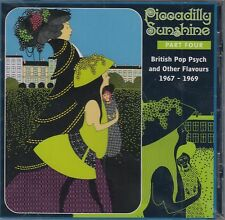 VA-Piccadilly Sunshine Part Four 4 British Pop Psych And Other Flavours 1967-69