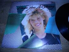 """C. C. CATCH """"´CAUSE YOU ARE YOUNG"""" NCB 1986 MEGA RECORDS SCARCE DIETER BOHLEN"""