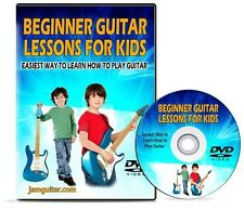 Beginner Guitar Lessons for Kids - Easiest Way to Learn How to Play Gutiar - DVD