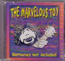 The Marvelous Toy-Batteries Not Included-Music For Children Marc Rossio CD-New