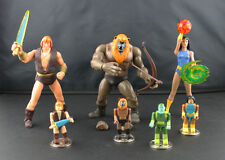 Toynami THUNDARR THE BARBARIAN Action Figure Lot Collection Loose