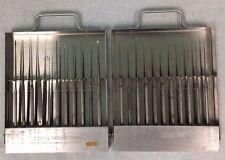 Storz N1705 ENT Surgery Utensils Set-(One of them is V. Mueller)- Qty:24 w/cases
