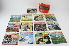 LOT VTG GAF VIEW-MASTER REELS Toy MIGHTY MOUSE BAMBI Casper Muppets 50's-80's