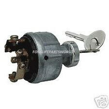 MITSUBISHI FORKLIFT IGNITION SWITCH PARTS #100 2 TERMINAL