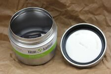 KLEAN KANTEEN STAINLESS STEEL 16oz food snack CANISTER CONTAINER pantry bulk jar