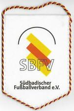 SOUTH BADEN REGIONAL FOOTBALL ASSOCIATION GERMANY OFFICIAL SMALL PENNANT OLD #3