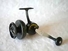 Vintage fishing reel RU Recordette sea fishing half bail made in france