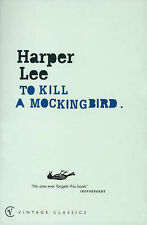 To Kill a Mockingbird (Vintage classics), Lee, Harper Paperback Book